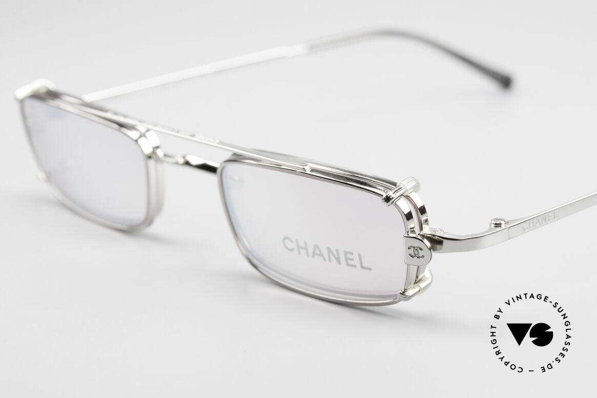 Chanel 2038 Pink Luxury Glasses Clip On, PINK sun lenses are light mirrored; 100% UV protection, Made for Women
