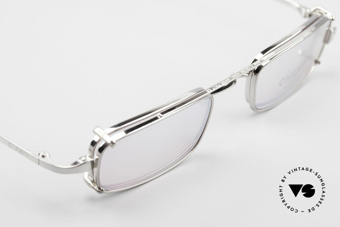 Chanel 2038 Pink Luxury Glasses Clip On