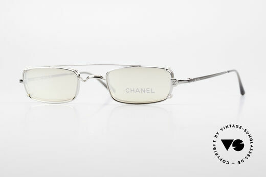 Chanel 2038 Small Luxury Glasses Clip On Details