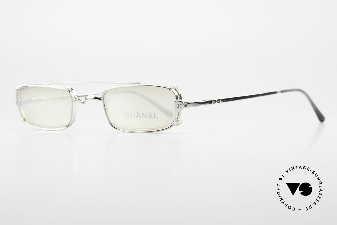 Chanel 2038 Small Luxury Glasses Clip On