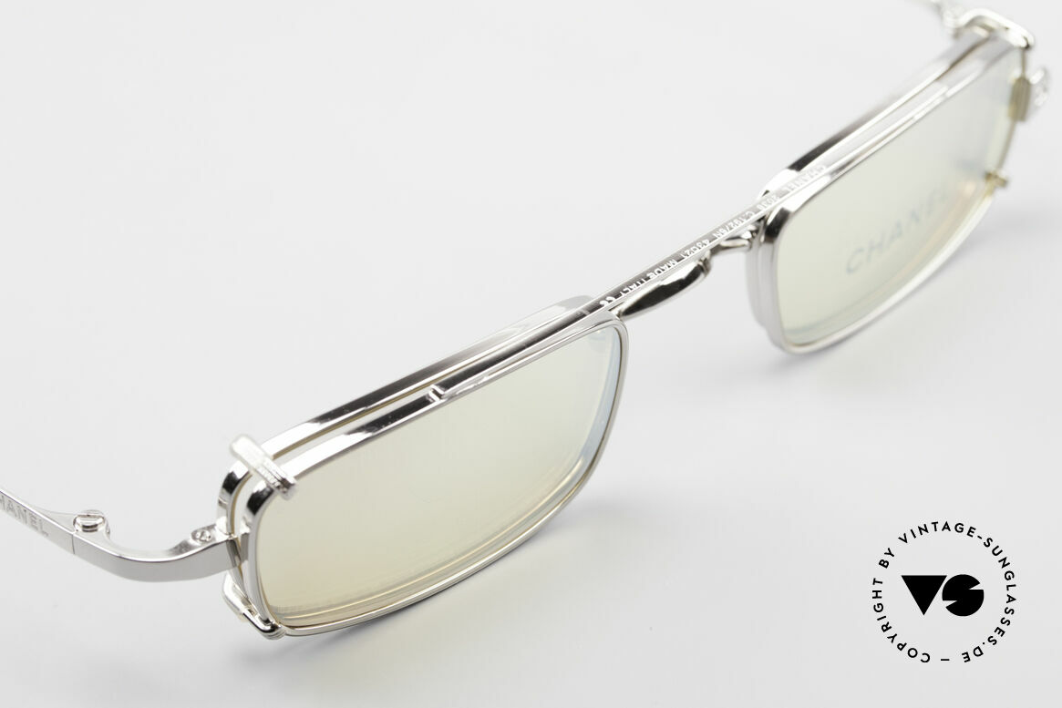 Chanel 2038 Small Luxury Glasses Clip On, unworn designer shades (incl. original case by Chanel), Made for Men and Women