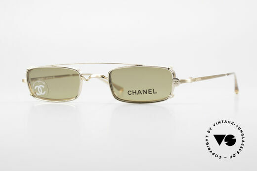 Chanel 2038 Unisex Luxury Glasses Clip On Details