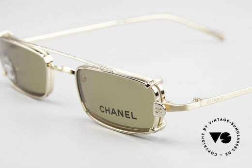 Chanel 2038 Unisex Luxury Glasses Clip On