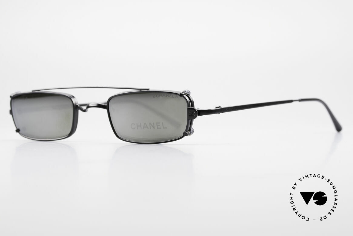 Chanel 2038 Luxury Glasses With Clip On, great combination of 'luxury lifestyle' & functionality, Made for Men and Women