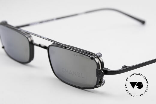 Chanel 2038 Luxury Glasses With Clip On