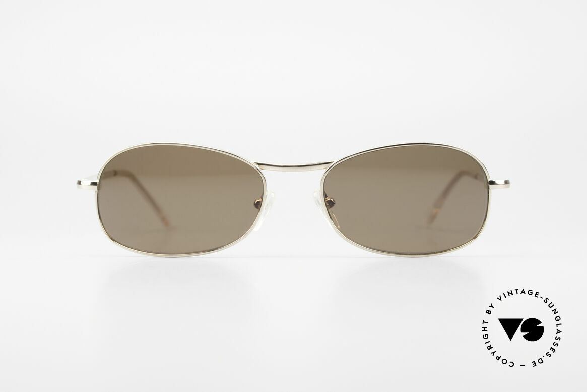 Helmut Lang SHL53A Minimalist Titanium Shades, stylish, elegant, puristic, functional, timeless, LANG, Made for Men