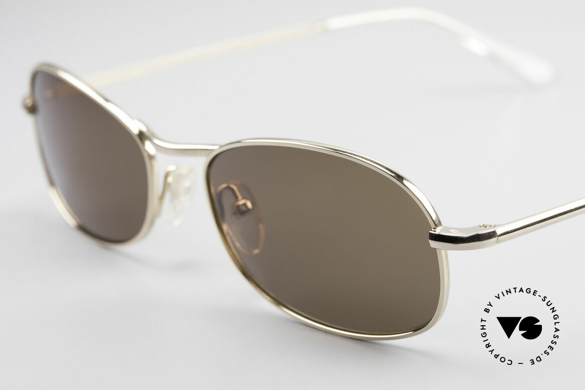 Helmut Lang SHL53A Minimalist Titanium Shades, top-notch quality & very pleasant to wear; lightweight, Made for Men