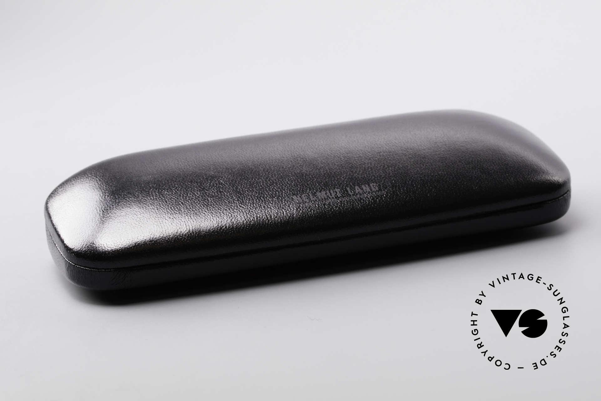 Helmut Lang SHL53A Minimalist Titanium Shades, Size: medium, Made for Men