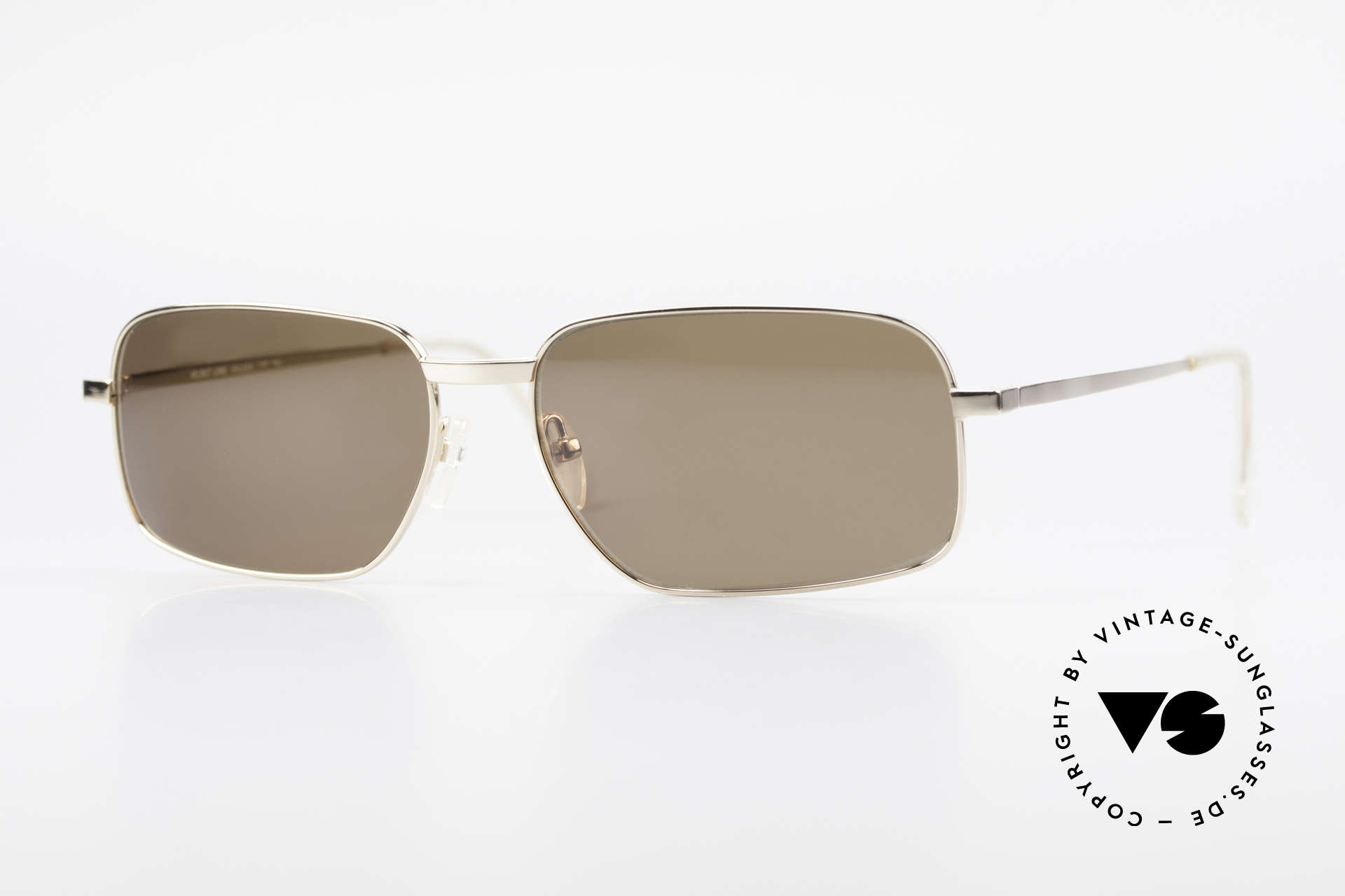 Helmut Lang SHL62A Stylish Titanium Sunglasses, HELMUT LANG vintage Designer Titanium sunglasses, Made for Men