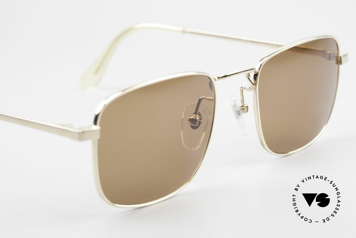 Helmut Lang 21-0004 Titanium Sunglasses Gentlemen