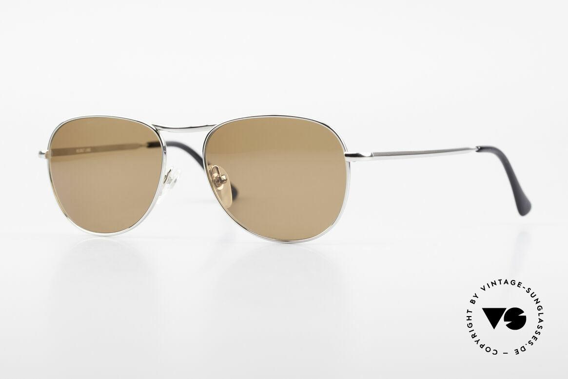 Helmut Lang 21-0006 Titanium Sunglasses Timeless, HELMUT LANG vintage Designer Titanium sunglasses, Made for Men