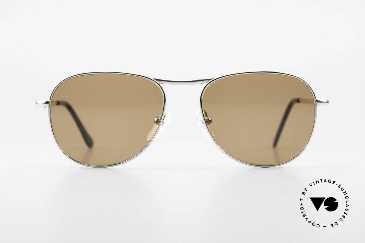 Helmut Lang 21-0006 Titanium Sunglasses Timeless, stylish, elegant, puristic, functional, timeless, LANG, Made for Men