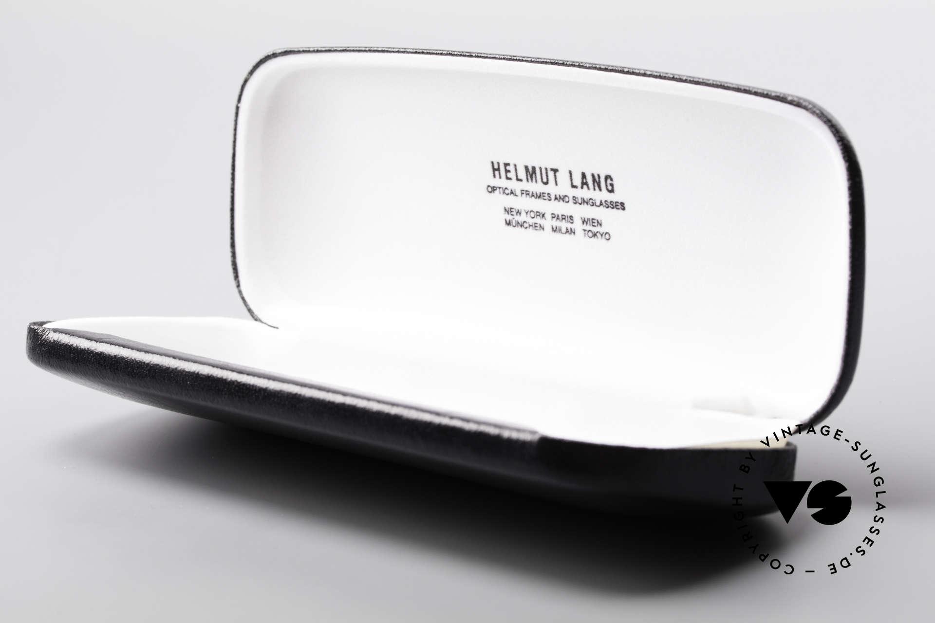 Helmut Lang 21-0006 Titanium Sunglasses Timeless, Size: medium, Made for Men