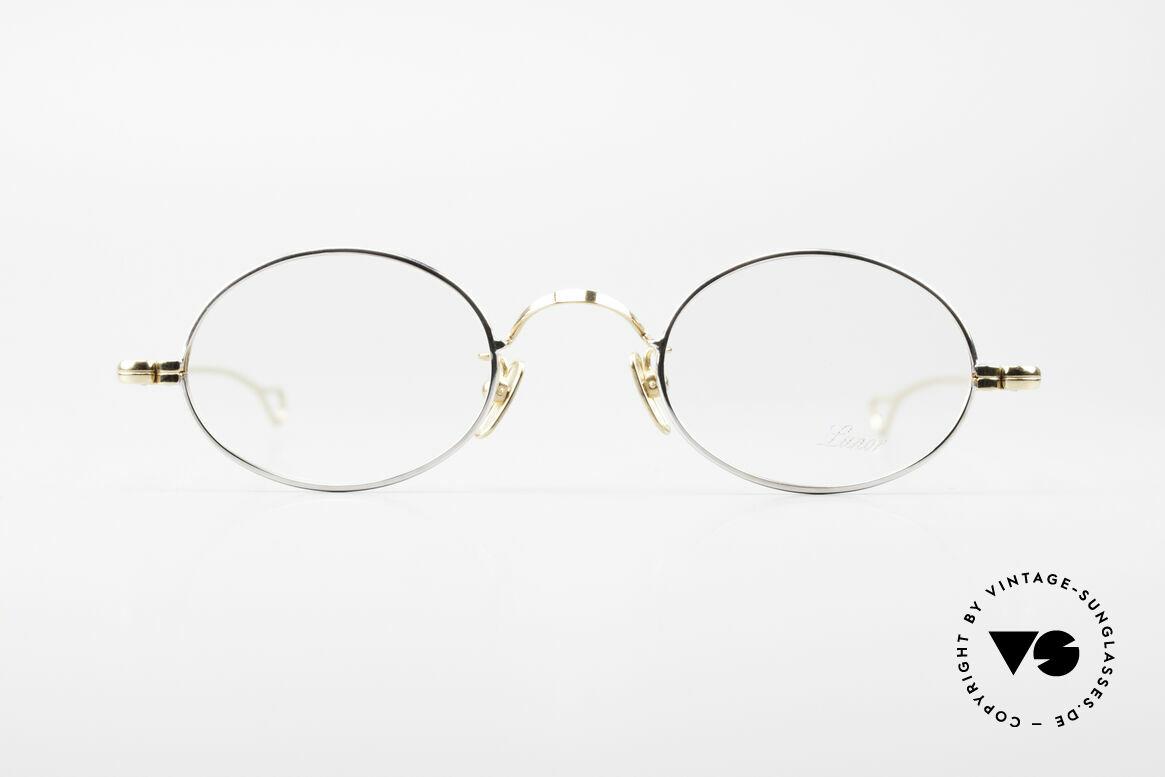 Lunor Oval Classic Vintage Eyeglasses
