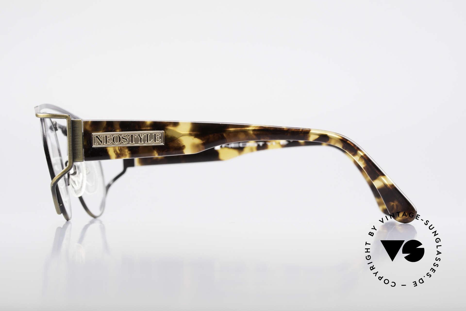 Neostyle Superstar 1 Steampunk Vintage Eyeglasses, Size: medium, Made for Men and Women