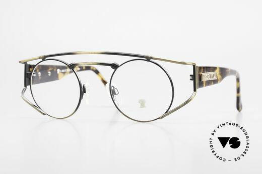 Neostyle Superstar 1 Steampunk Vintage Eyeglasses Details