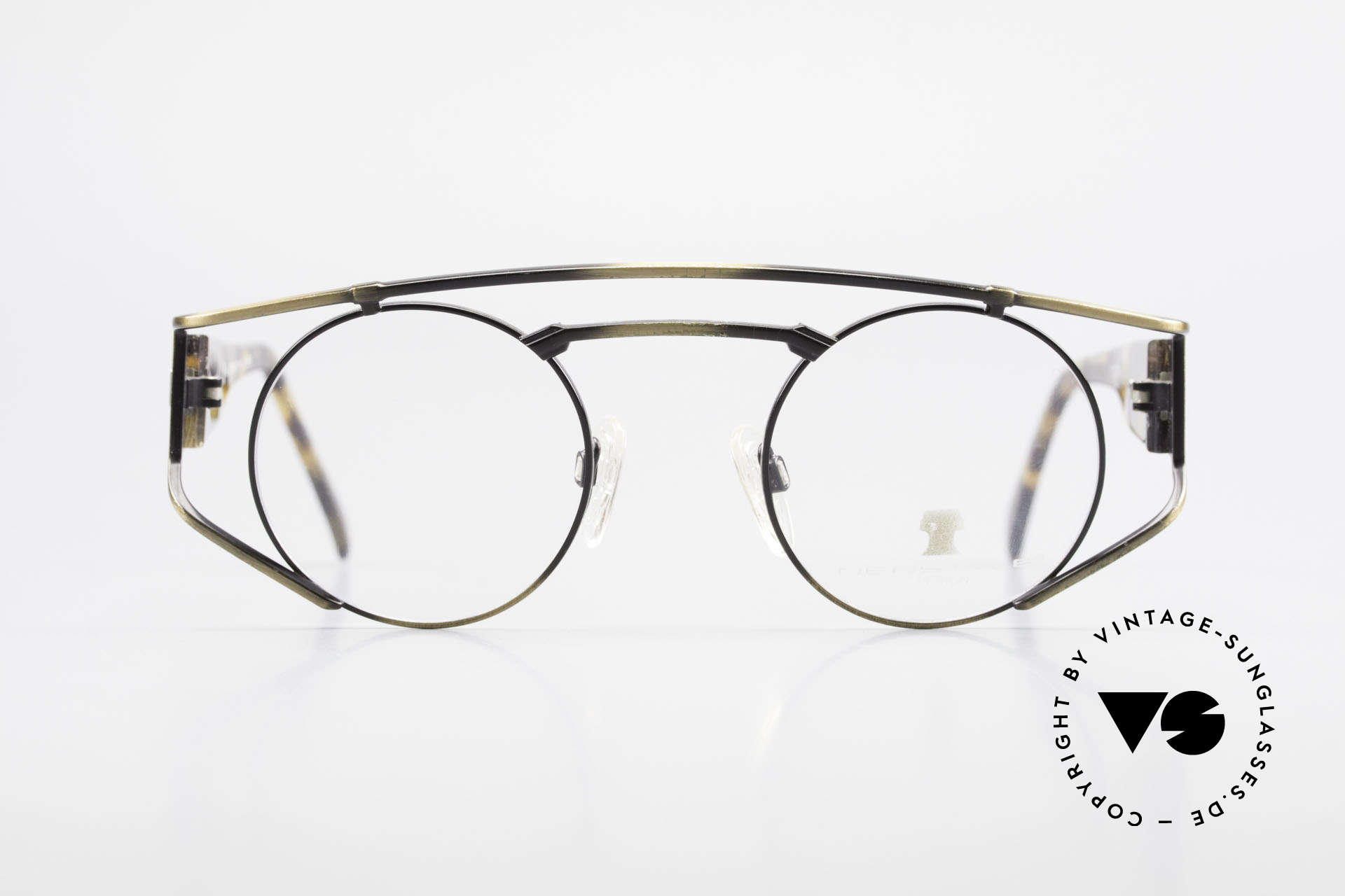 "Neostyle Superstar 1 Steampunk Vintage Eyeglasses, the name says it all: ""SUPERSTAR vintage glasses"", Made for Men and Women"