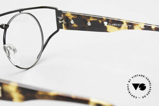 Neostyle Superstar 1 Steampunk Vintage Eyeglasses, Size: medium, Made for Men and Women