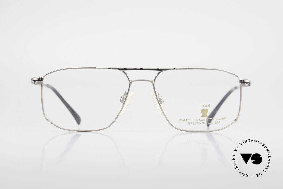 Neostyle Dynasty 362 XL Titanium Eyeglasses Men