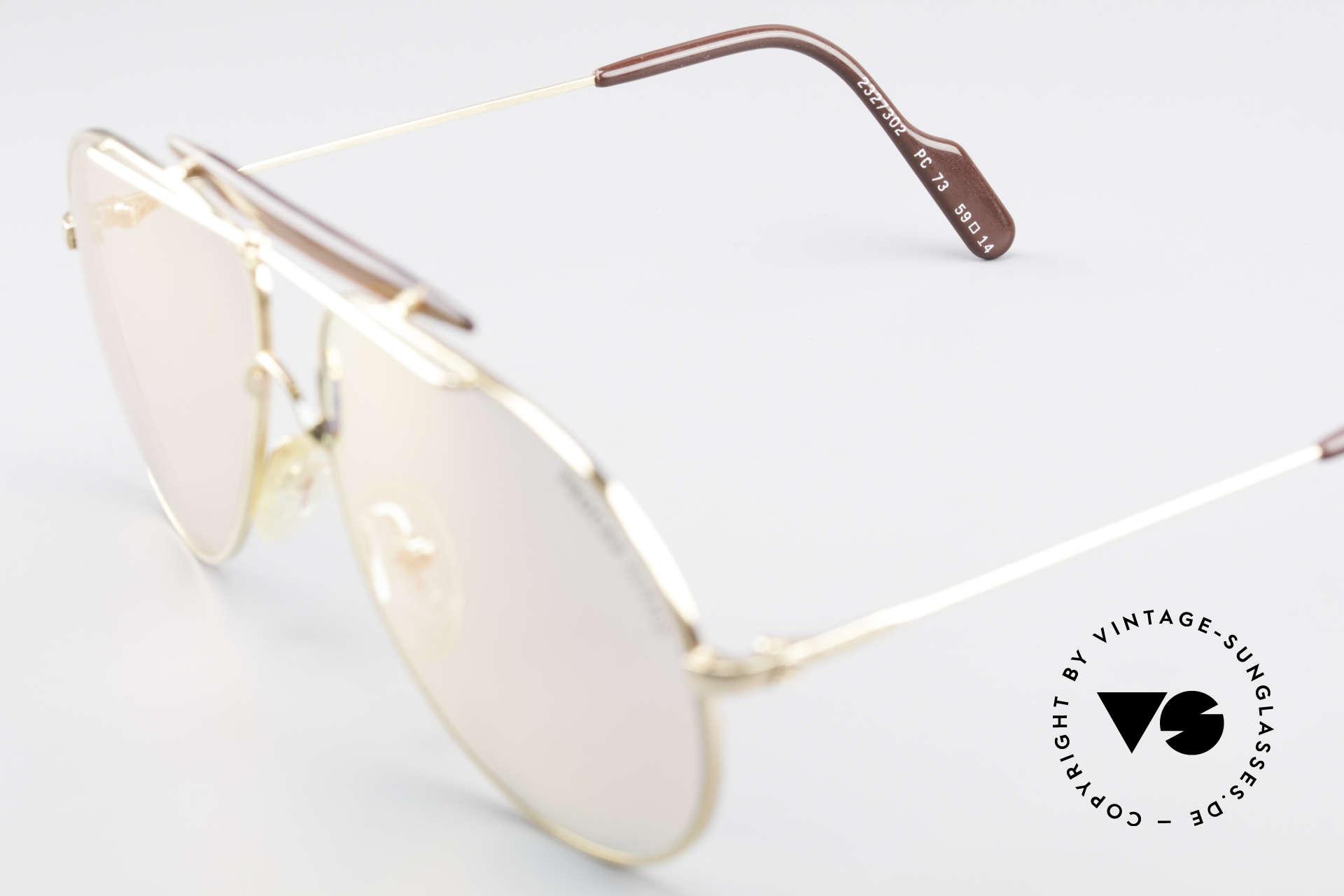 Alpina PC73 ProCar Serie Sunglasses Men, NO RETRO sunglasses, but a 25 years old vintage original, Made for Men and Women