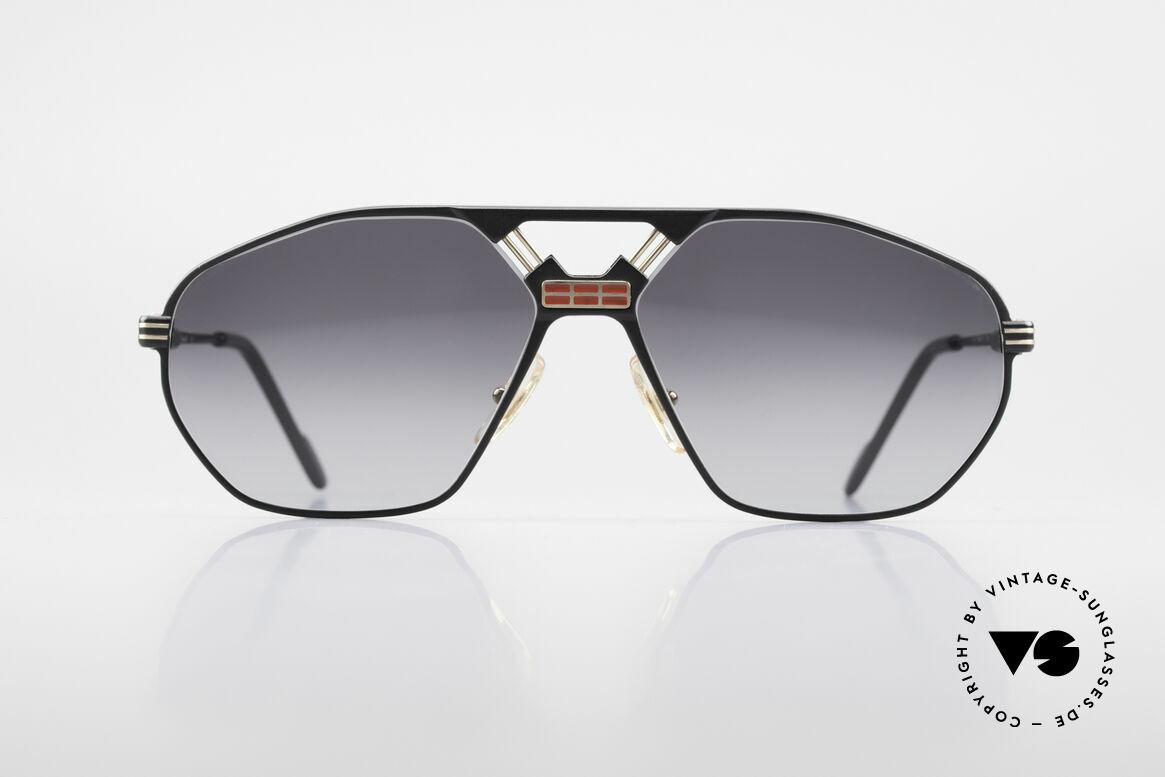 Ferrari F22 Rare Vintage 80's Shades XL, luxury designer sunglasses by Ferrari from 1988/89, Made for Men