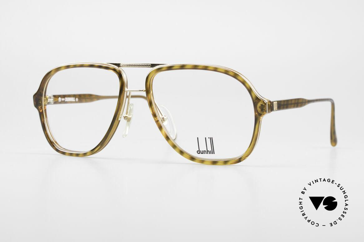 Dunhill 6077 80's Men's Vintage Eyeglasses