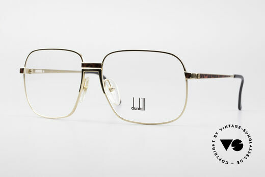 Dunhill 6090 Chinese Lacquer 90's Frame Details