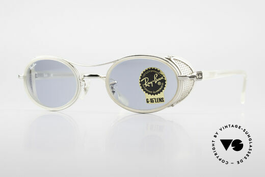 Ray Ban Chaos RB3140 Steampunk Industrial Shades Details