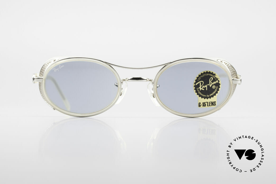 Ray Ban Chaos RB3140 Steampunk Industrial Shades