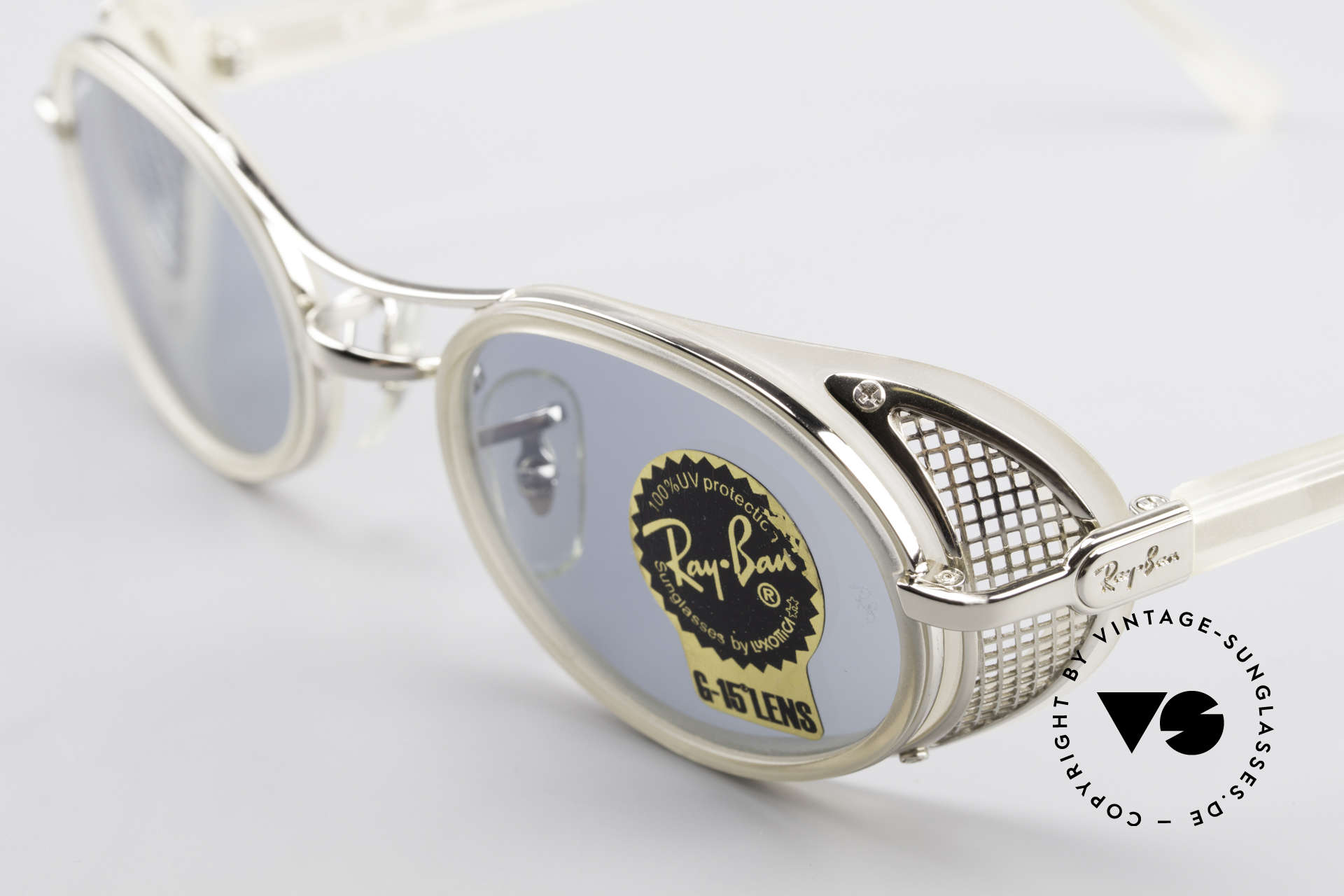 Ray Ban Chaos RB3140 Steampunk Industrial Shades, very special shades, since a piece of economic history, Made for Men and Women