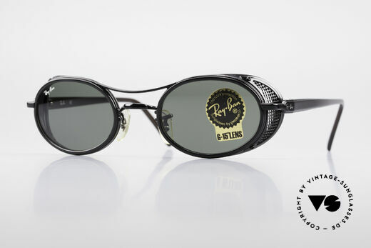 Ray Ban Chaos RB3140 Hybrid Bausch Lomb Luxottica Details