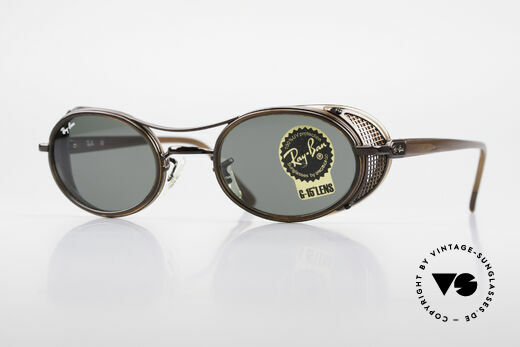 75e022eacad0b Ray Ban Chaos RB3140 Bausch Lomb Luxottica Hybrid Details