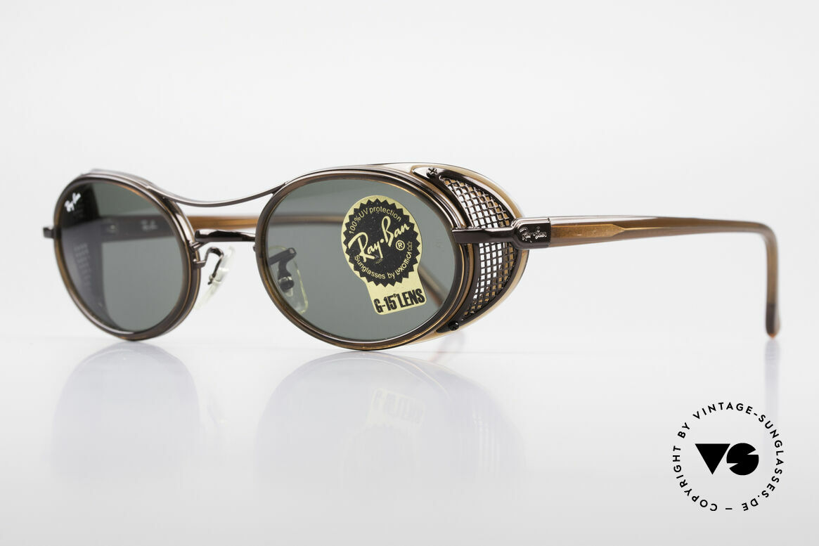 Ray Ban Chaos RB3140 Bausch Lomb Luxottica Hybrid