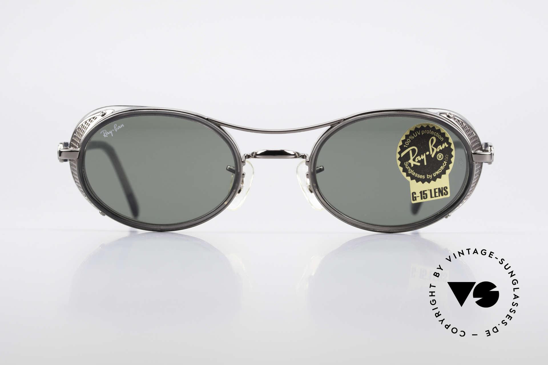 ba4af1b6d Sunglasses Ray Ban Chaos RB3140 B&L USA Luxottica Italy Hybrid ...
