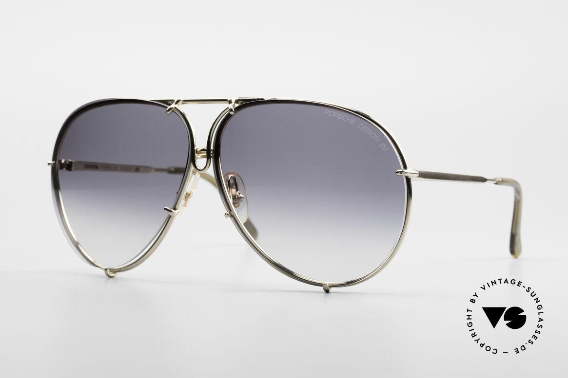 Porsche 5623 Johnny Depp Movie Shades, vintage Porsche Design by Carrera shades from 1987, Made for Men and Women