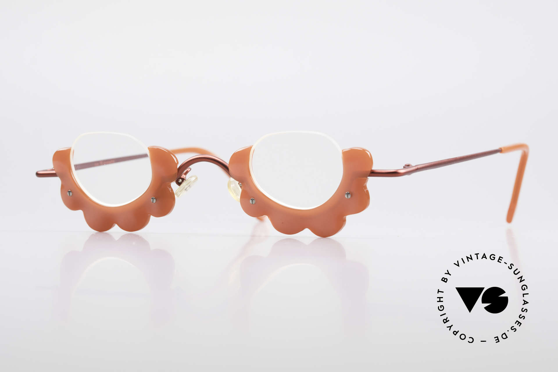 L.A. Eyeworks BUMBLE 487 Enchanting Ladies Eyeglasses, enchanting vintage ladies' glasses by L.A. EYEWORKS, Made for Women