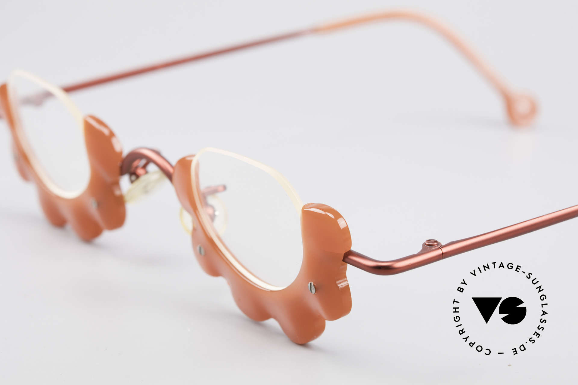 L.A. Eyeworks BUMBLE 487 Enchanting Ladies Eyeglasses, thus, this lovely model was born in 1998 in Los Angeles, Made for Women