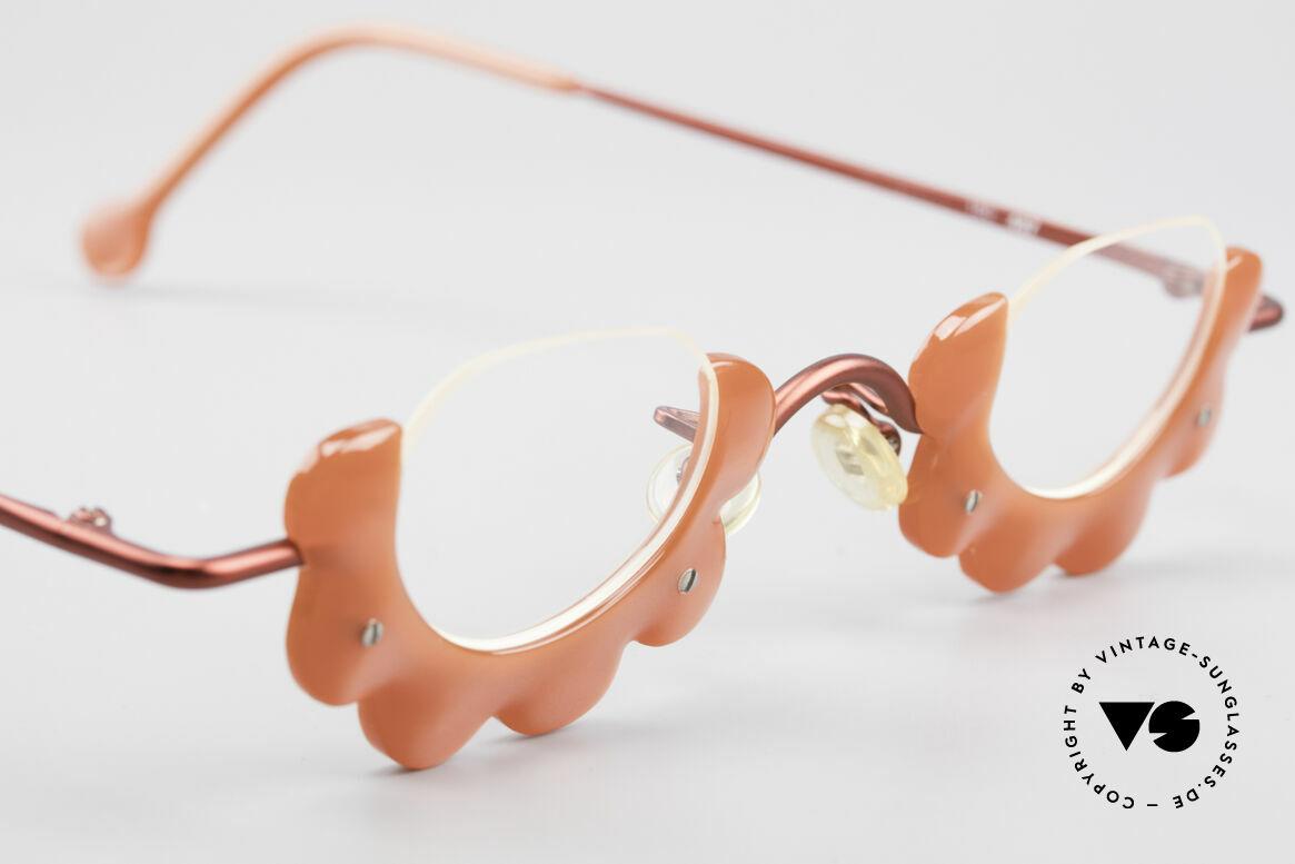 L.A. Eyeworks BUMBLE 487 Enchanting Ladies Eyeglasses