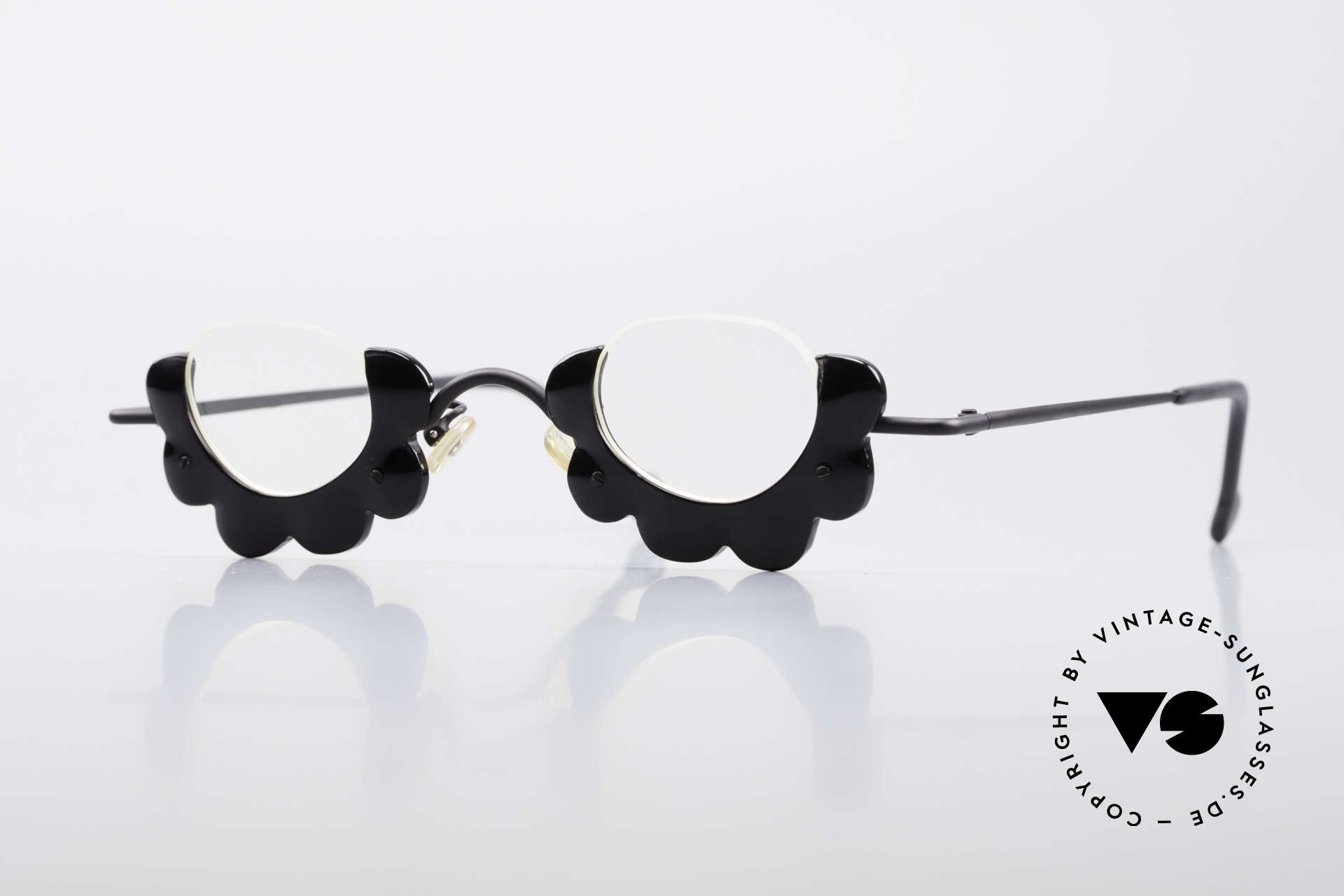 L.A. Eyeworks BUMBLE 412 Extraordinary Reading Glasses, enchanting vintage ladies' glasses by L.A. EYEWORKS, Made for Women