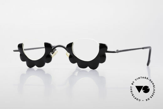 L.A. Eyeworks BUMBLE 412 Extraordinary Reading Glasses Details