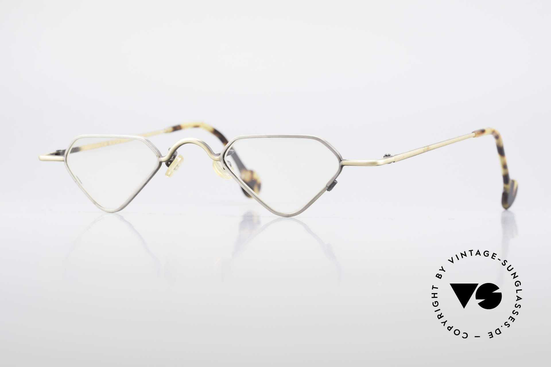 L.A. Eyeworks Millie 403 Extraordinary Reading Glasses, interesting vintage reading glasses by L.A. EYEWORKS, Made for Men and Women
