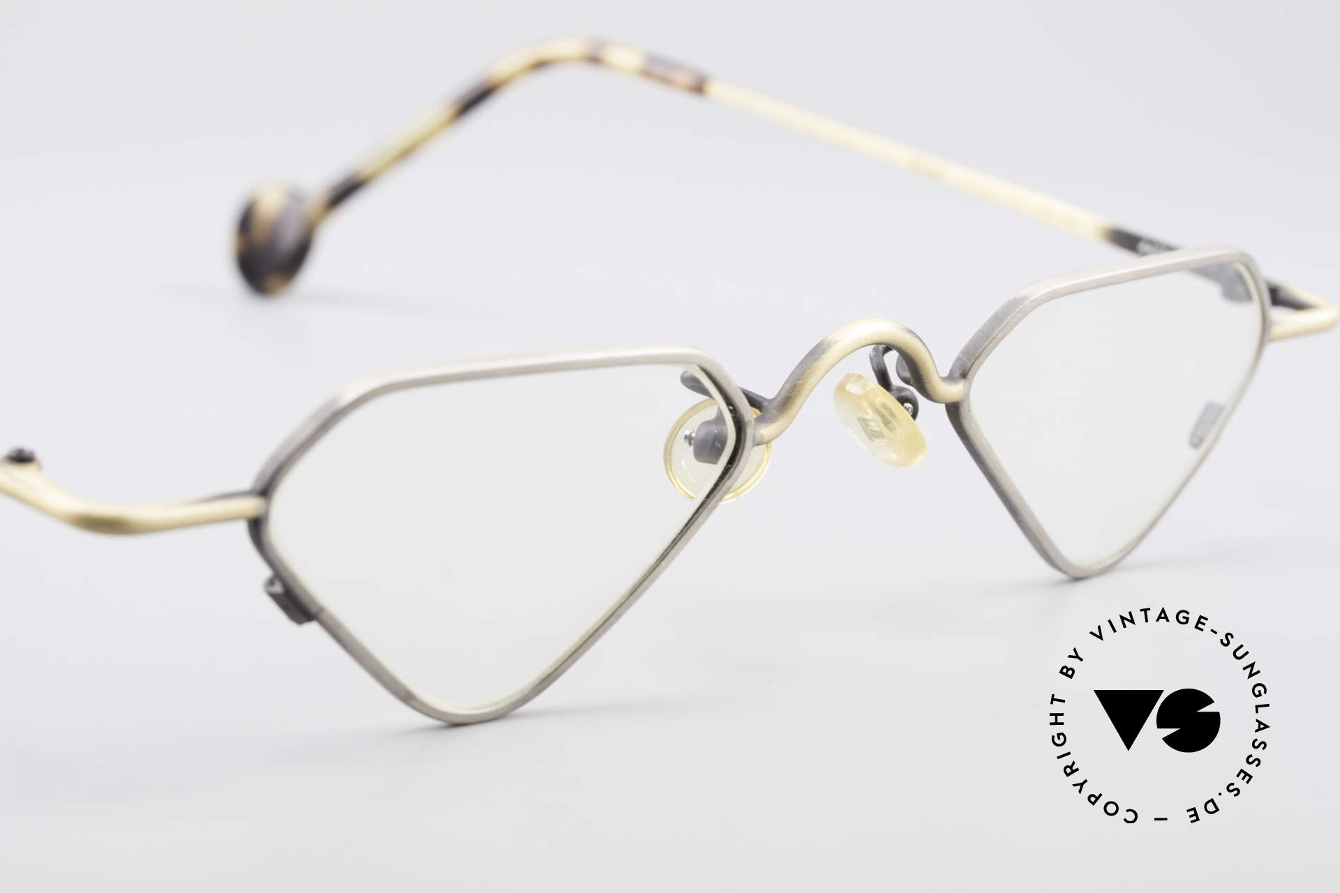 L.A. Eyeworks Millie 403 Extraordinary Reading Glasses, NO RETRO eyewear, but a beautiful old original (rarity), Made for Men and Women