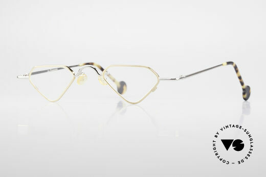 L.A. Eyeworks Millie 451 Reading Glasses Like A Diamond Details