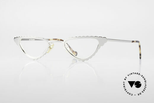 L.A. Eyeworks Macaroni 405 Reading Glasses Like A Leaf Details