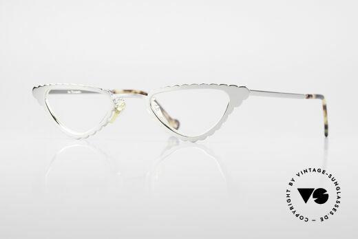 L.A. Eyeworks Macaroni 405 Reading Glasses Like A Leaf Details