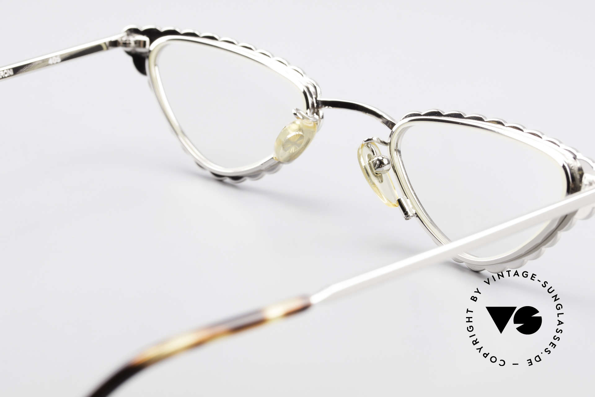L.A. Eyeworks Macaroni 405 Reading Glasses Like A Leaf, Size: small, Made for Women