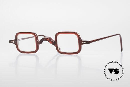 L.A. Eyeworks LALO 347 Vintage 90's Glasses No Retro Details