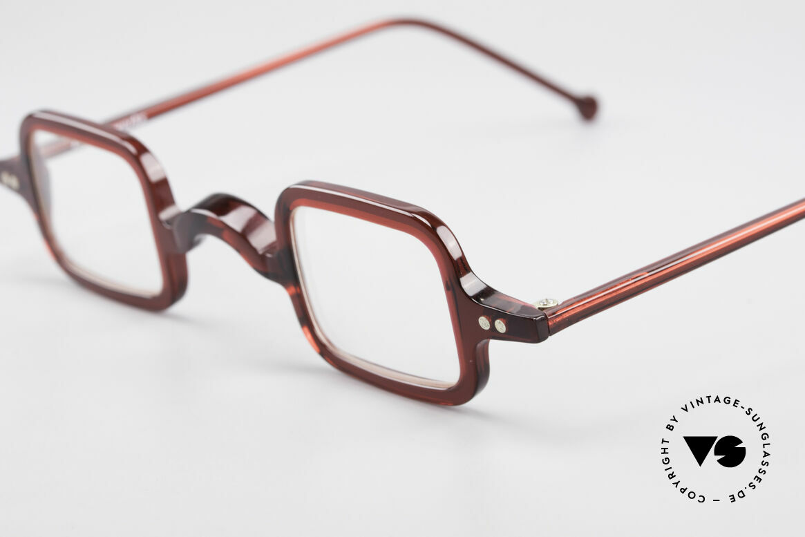 L.A. Eyeworks LALO 347 Vintage 90's Glasses No Retro, timeless & puristic, at the same time - a true classic, Made for Men and Women