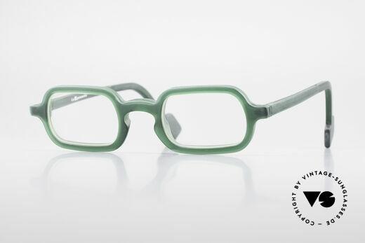 L.A. Eyeworks HANK 230 True Vintage 90's Eyeglasses Details