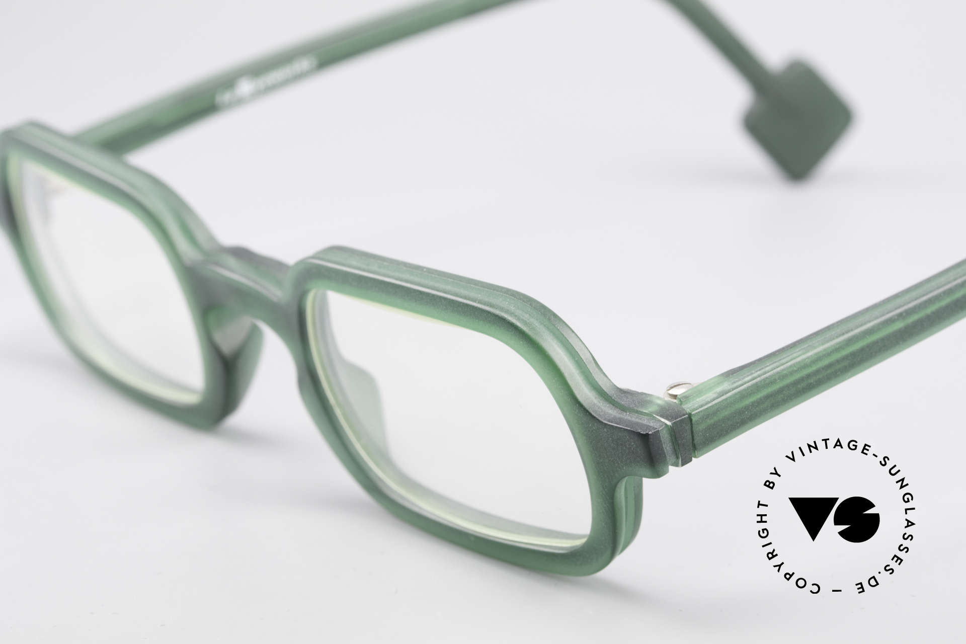 L.A. Eyeworks HANK 230 True Vintage 90's Eyeglasses, timeless & puristic, at the same time - a true classic, Made for Men